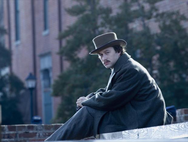 ג'וזף גורדון לוויט בתפקיד בנו של לינקולן