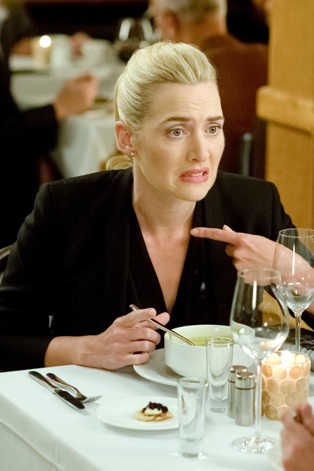 "קייט ווינסלט ב""סרט 43"". היא טובה. הסרט לא."