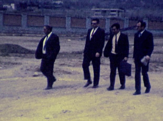 באירן של לפני המהפכה. מתוך סרטו של דן שדור