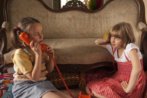 """ילדות חמודות, סרט פחות. """"סביונים"""""""