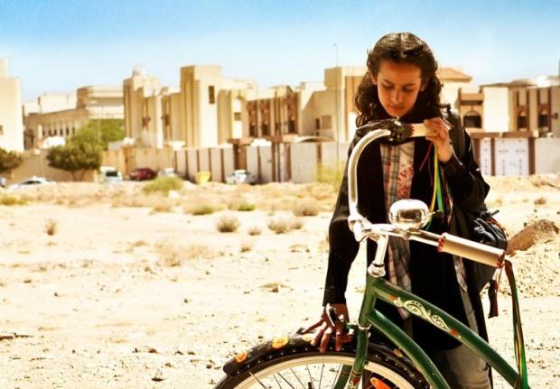 הילדה עם האופניים. וואג'דה