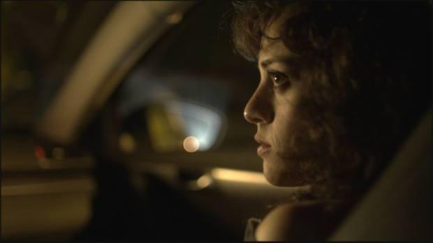"""בחורה קלה סרט קשה. סיוון לוי ב""""שש פעמים""""."""