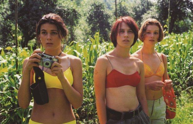 שלוש בנות יצאו ליער. מה קרה להן? אתם לא רוצים לדעת.