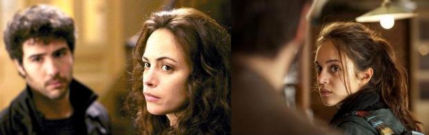"""אמא ובת, אותו המבט. """"העבר"""""""