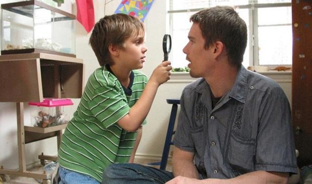 """להסתכל על החיים עם אבא. """"התבגרות"""""""