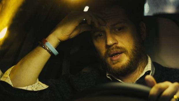 בן אדם אחד לבד באוטו. זה הסרט. לוק.