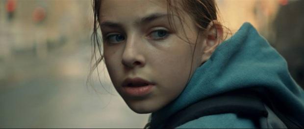 """""""האל הלבן"""". הנערה."""