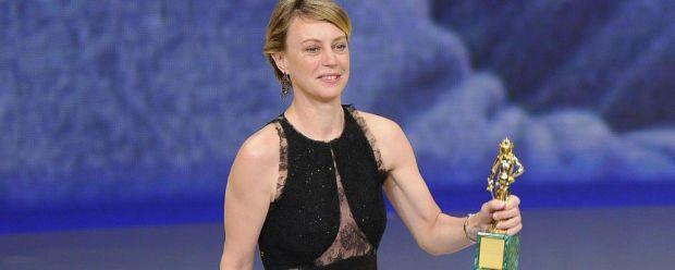 מרגריטה באי זוכה בפרס האקדמיה האיטלקית אתמול