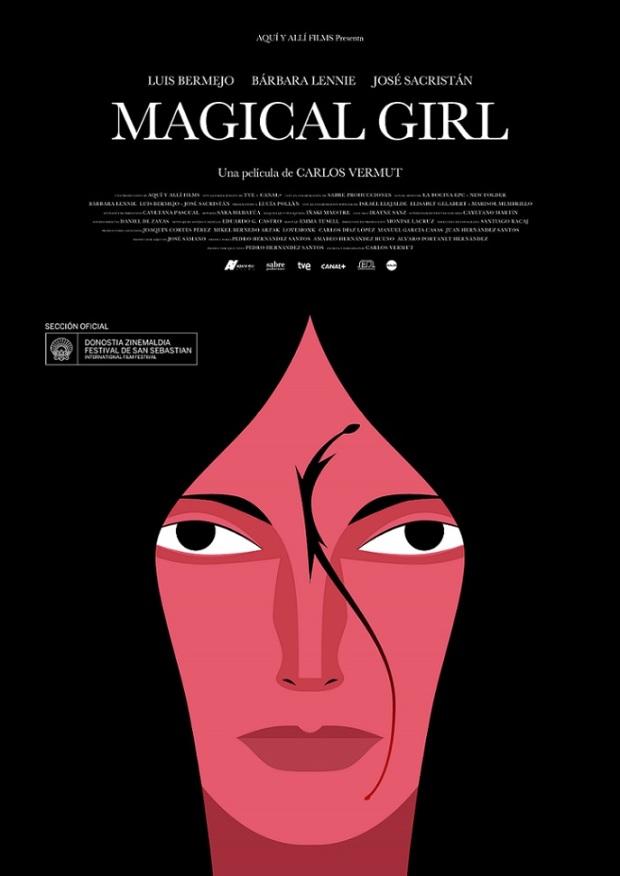 Magical Girl poster